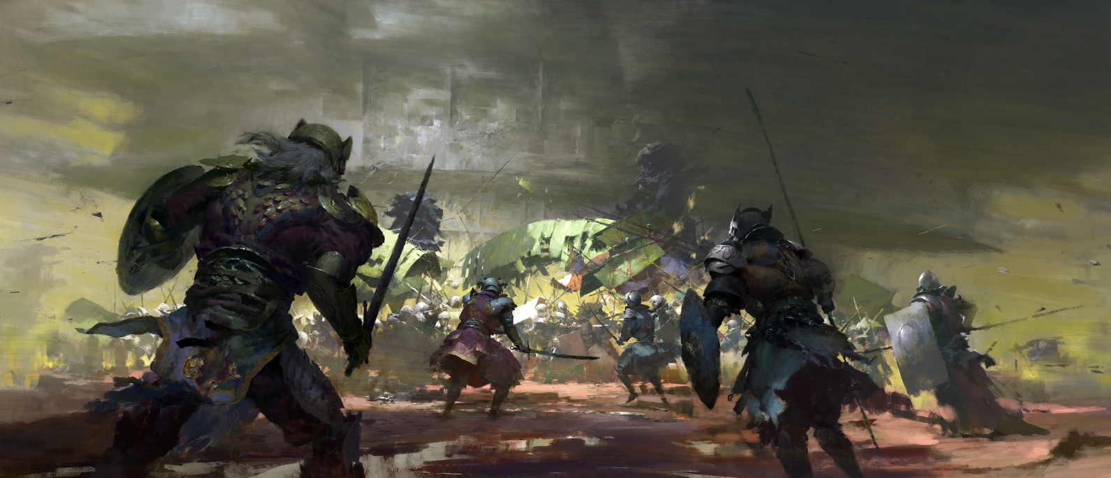 Guild Wars 2 Battle for Lion's arch