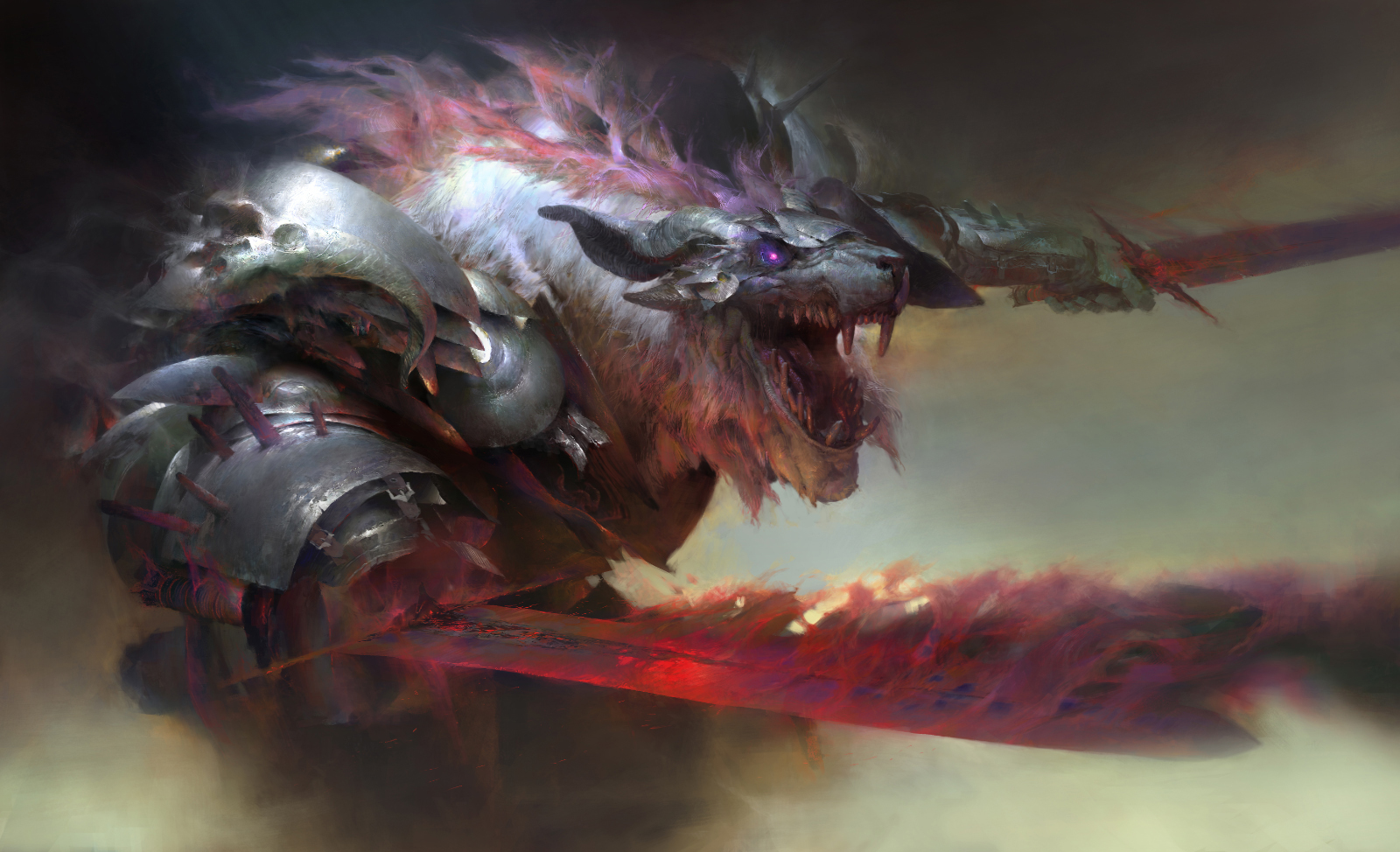 Guild Wars 2 Charr_Reckoner